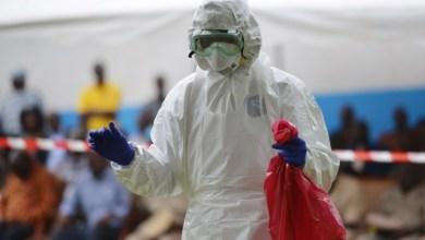 وباء إيبولا