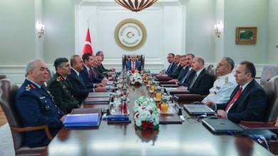 المجلس العسكري الأعلى التركي