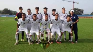 المنتخب الوطني لكرة القدم للناشئين