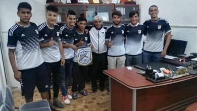 فريق الأول بالفهود