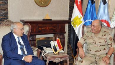 رئيس أركان القوات المسلحة المصرية، الفريق محمود حجازي