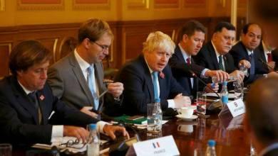 لندن تعقد اجتماعا حول ليبيا منتصف الشهر