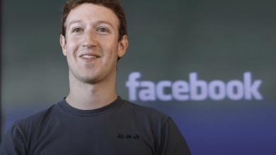 مارك زوكربيرغ الرئيس التنفيذي لشركة فيسبوك
