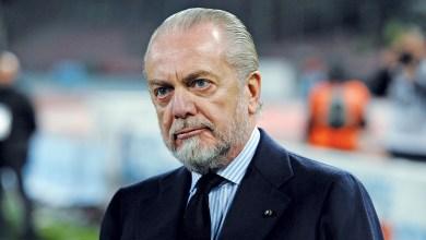 رئيس نادي نابولي أوريليو لاورينتيس