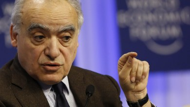 """الممثل الخاص للأمين للعام للأمم المتحدة """"غسان سلامة"""""""