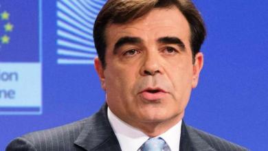المتحدث باسم المفوضية الأوروبية ماغاريتس شيناس