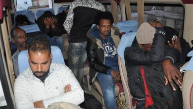 مهاجرين سودانيين