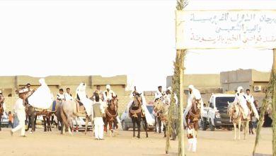 تراغن مهرجان للخيول