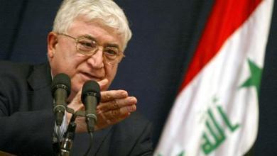 الرئيس العراقي فؤاد معصوم