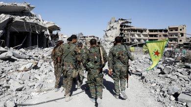 القوات الدمقراطية السورية