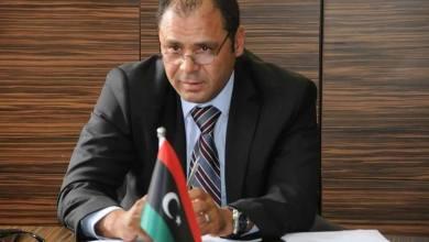 وزير التعليم عثمان عبد الجليل