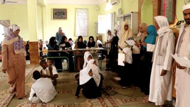 تساوة تختتم دورة لتحفيظ القرآن الكريم