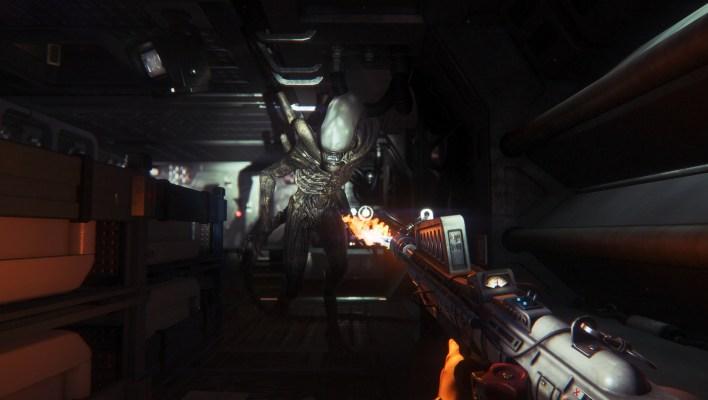 لعبة Alien Isolation