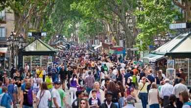 زوار برشلونة