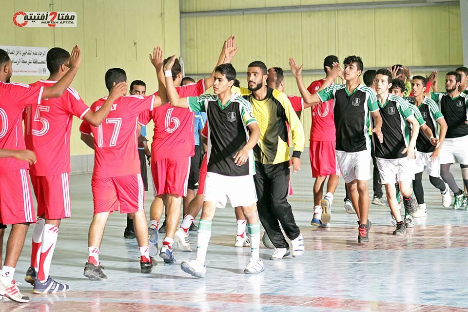 الأنوار بطلاً لآمال كرة اليد بالمنطقة الشرقية