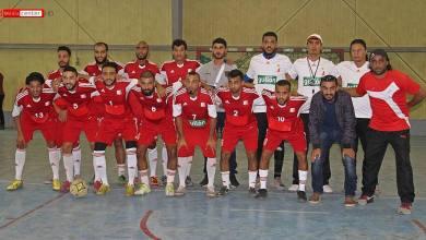 فريق الأهلي بنغازي للخماسيات