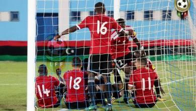 المنتخب الوطني لكرة القدم