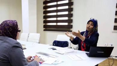 مستشارة الشؤون الخدمية بمكتب النائب أحمد معيتيق الدكتورة هند شوبار