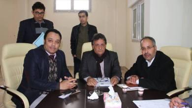 وكيل عام وزارة الصحة بالحكومة المؤقتة د. سعد عقوب