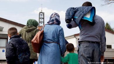طالبي اللجوء في ألمانيا