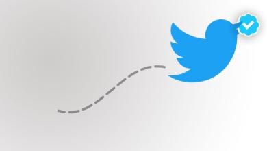 تويتر والعلامة الزرقاء