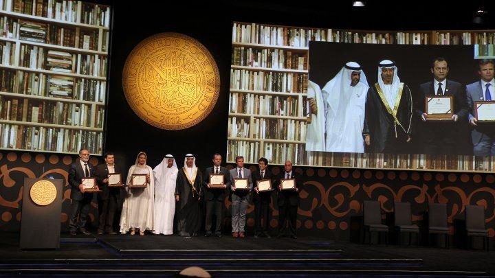 جائزة الشيخ زايد للكتاب في الإمارات