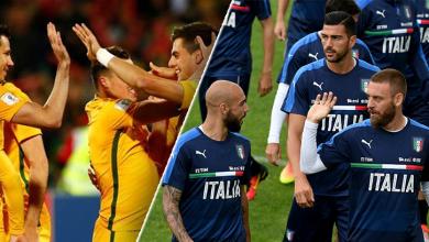 إيطاليا وأستراليا