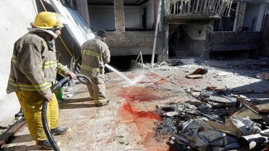 هجوم انتحاري تبناه تنظيم داعش الإرهابي بكابول