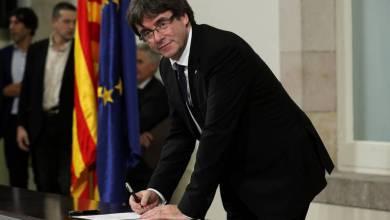 الحاكم المعزول لإقليم كاتالونيا كارلوس بودغمون