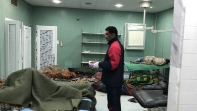 ضحايا بانقلاب شاحنة مهاجرين بقرارة القطف