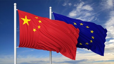 أوروبا والصين