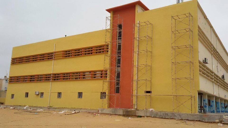 صيانة 50 مدرسة بثلاث مدن ليبية