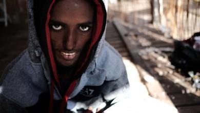 الشاب الإريتري سيجان