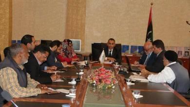 اجتماع بخصوص المصادقة على اتفاقية اليونسكو للعام 2003 .