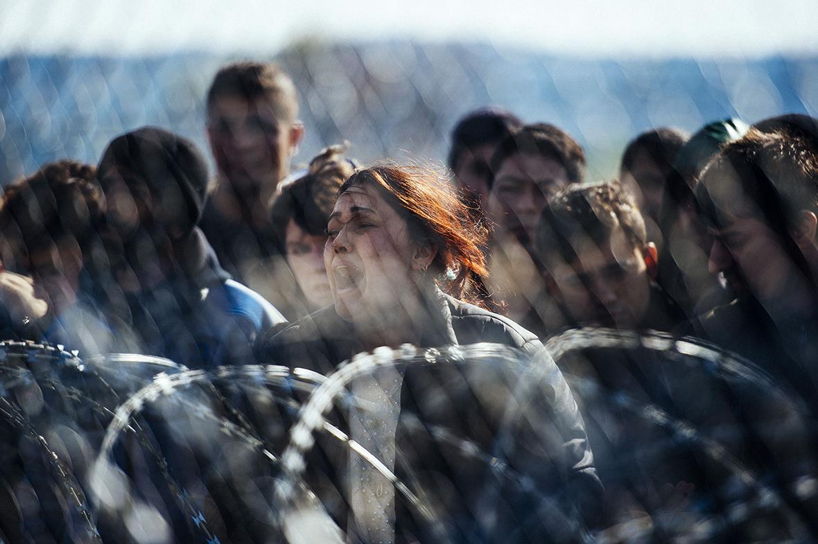 الهجرة غير شرعية - أرشيفية