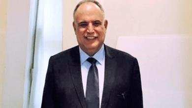 إبراهيم بوشناف وزيراً للداخلية