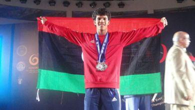 الأثقال تتأهل لأولمبياد الأرجنتين للشباب