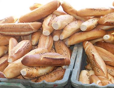 رغيف الخبز الليبي