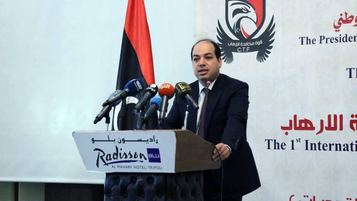 النائب في المجلس الرئاسي أحمد معيتيق