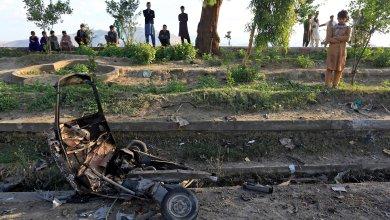 انفجارات في استاد رياضي في مدينة جلال اباد بشرق أفغانستان