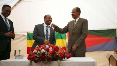 اتفاقية سلام بين أرتيريا وأثيوبيا