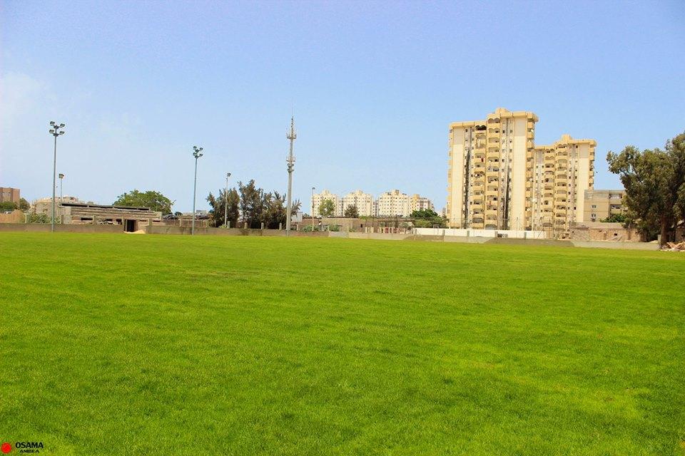 نادي الملعب الليبي