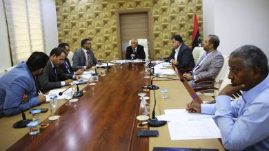 اللجنة العليا لمتابعة شؤون المهجرين المنبثقة عن المجلس الرئاسي