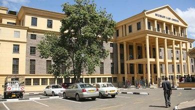 محكمة سودانية - ارشيفية