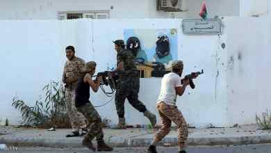 الاشتباكات في طرابلس
