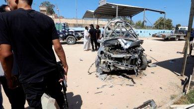 هجوم إرهابي يستهدف بوابة كعام