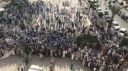 تشيع ضحايا القصف بمدينة ترهونة