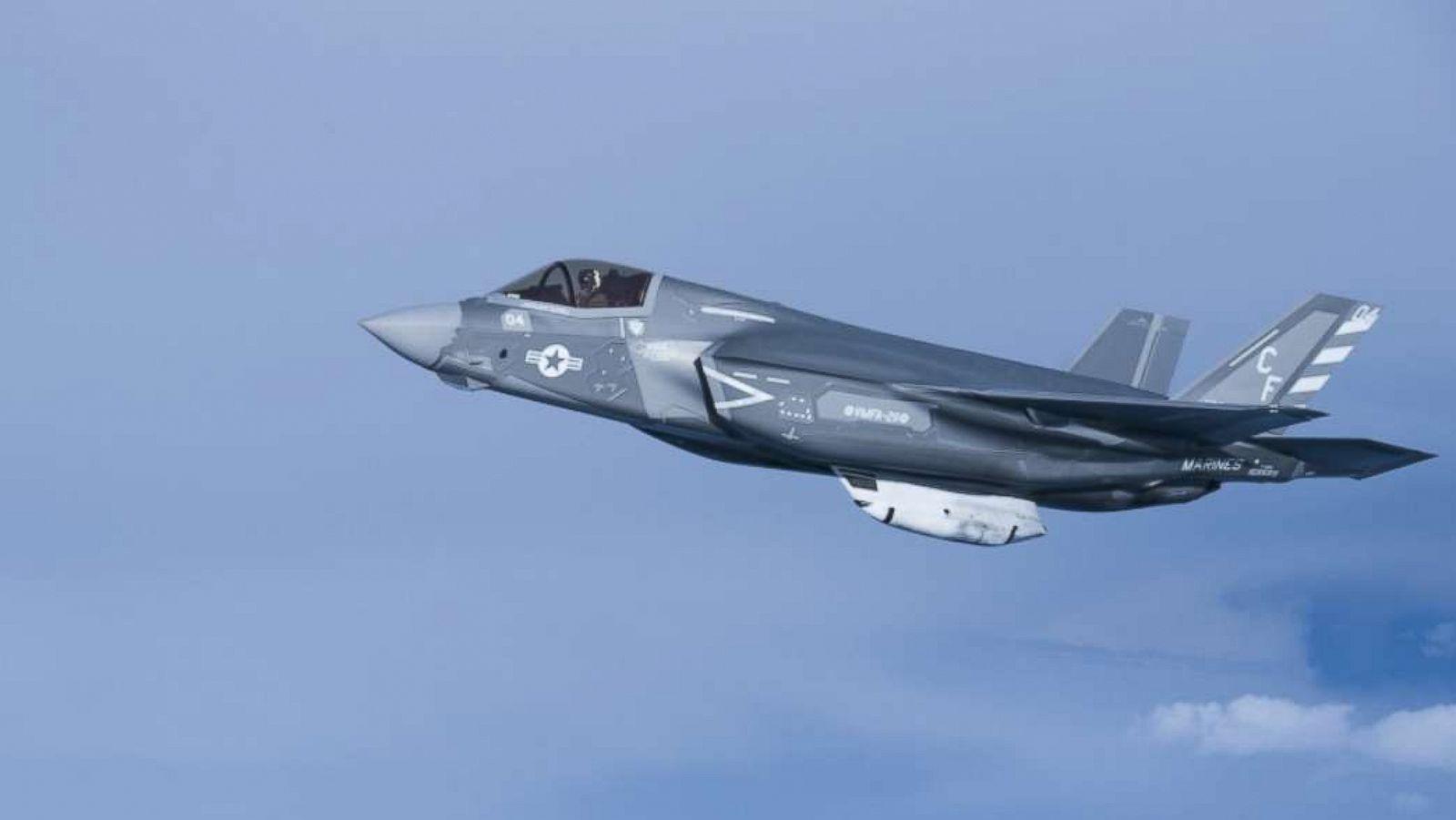 طائرة F-35B الأميركية
