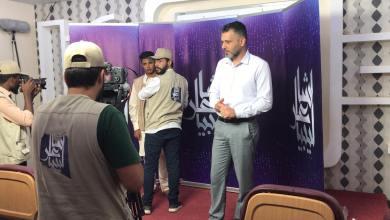فريق عمل شاعر ليبيا