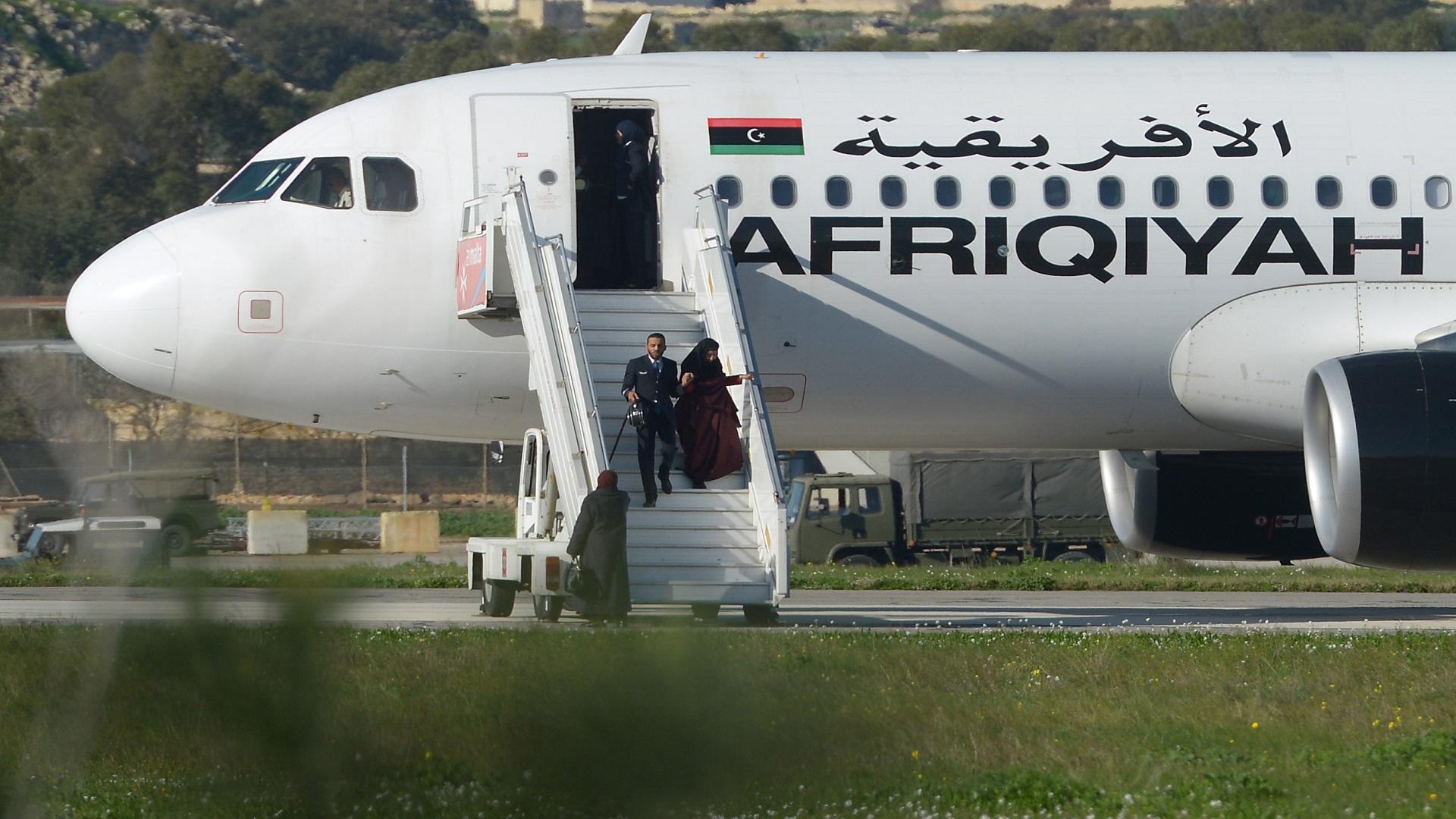 الخطوط الجوية الأفريقية - أرشيفية